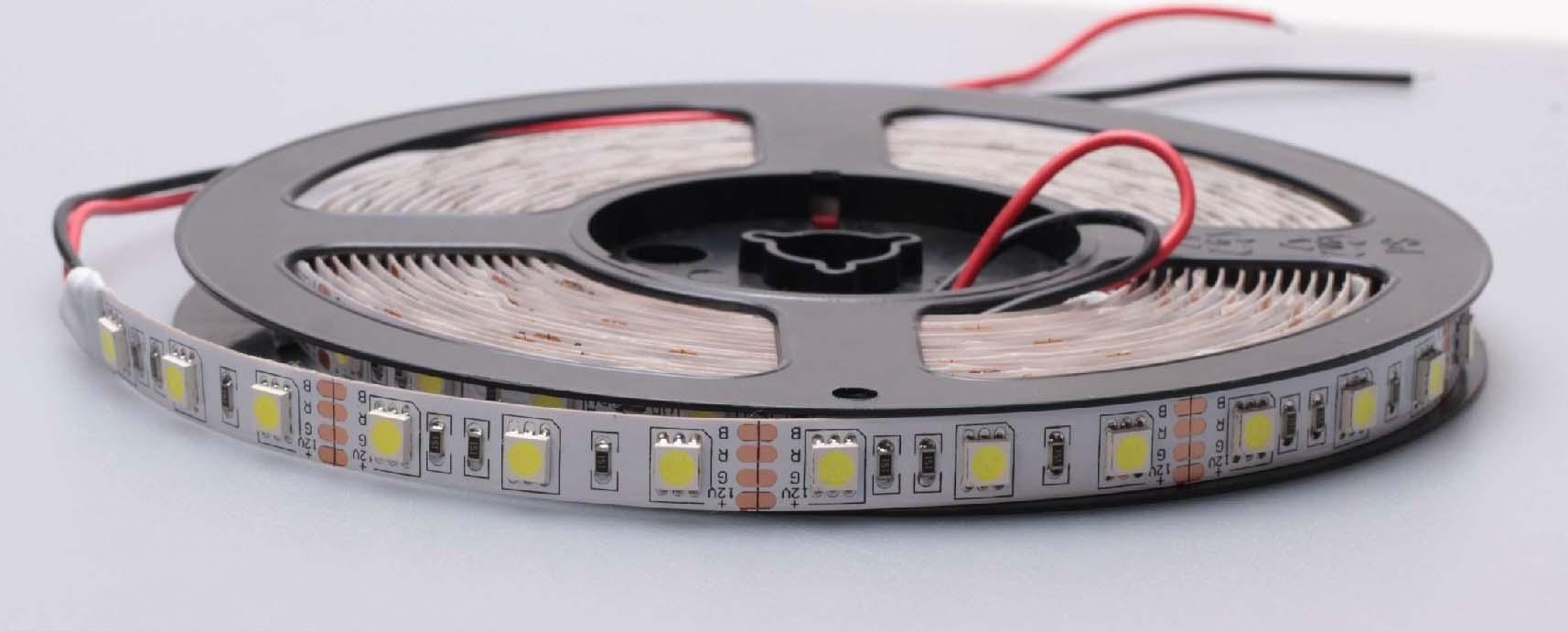 Strip Led Piu Luminosi progetto di una barra di scorrimento led con arduino.